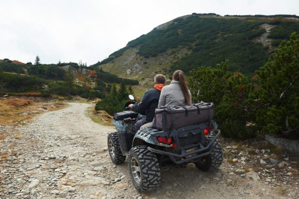 couple ATV